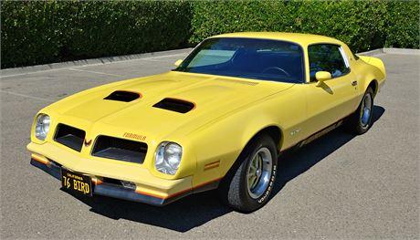 View this 1-Owner 1976 Pontiac Firebird Formula 4-Speed