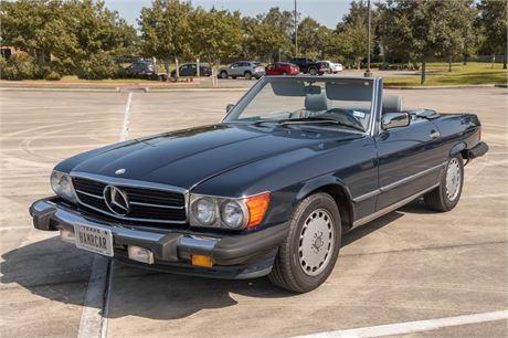 View this 1989 Mercedes-Benz 560SL