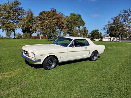 View this 1966 Ford Mustang