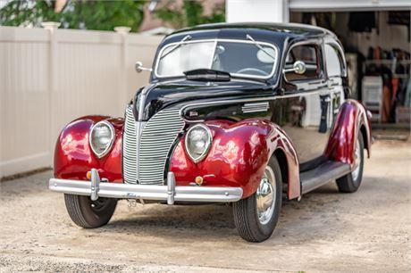 View this 1939 Ford Tudor Sedan