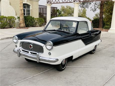 View this 1958 Nash Metropolitan