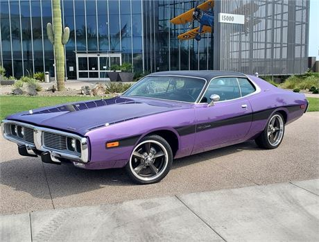 View this 1974 Dodge Charger