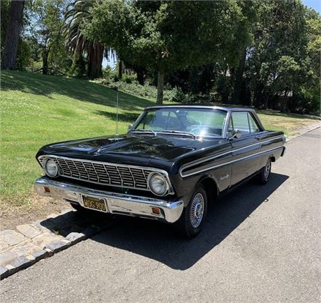 View this 1964 Ford Falcon Sprint