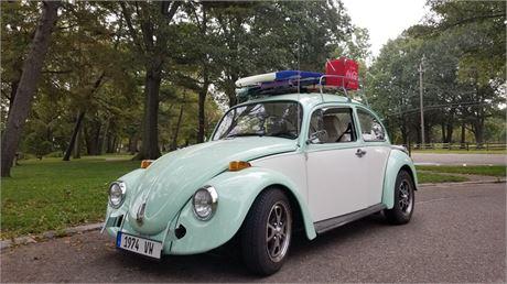 View this 1974 Volkswagen Beetle