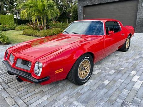 View this 1975 Pontiac Firebird Esprit