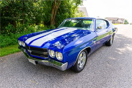 View this 502-Powered 1970 Chevrolet Chevelle