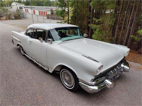 View this 1957 Pontiac Chieftain