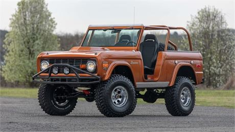 View this 1971 Ford Bronco