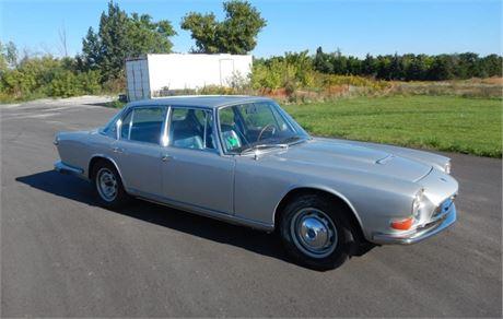 View this 1967 Maserati Quattroporte 5-Speed