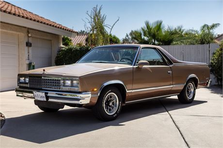 View this 1986 Chevrolet El Camino