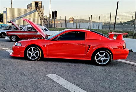 View this Modified 2000 Ford Mustang 5-Speed