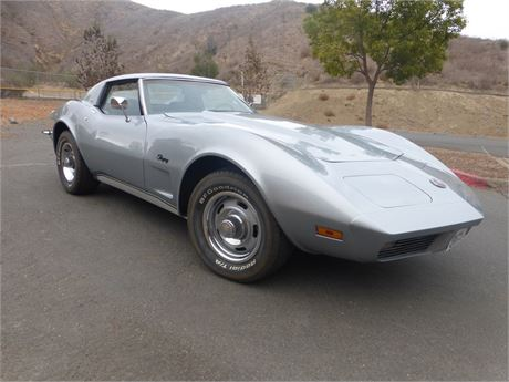 View this 1973 Chevrolet Corvette