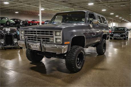 View this 1987 Chevrolet K5 Blazer
