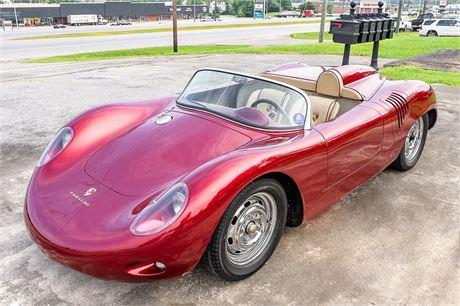 View this 1959 Porsche 718 RSK Replica
