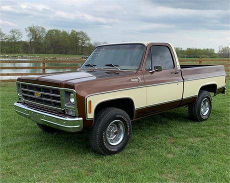 View this 1979 Chevrolet K10 Bonanza