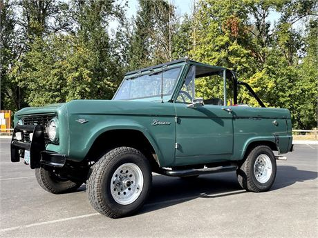 View this 1967 Ford Bronco