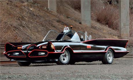 View this 1966 Batmobile Replica