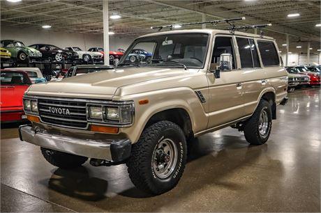 View this 1988 Toyota Land Cruiser FJ62