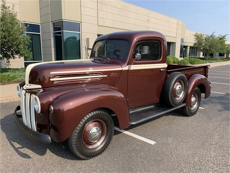 View this 1947 Ford Pickup