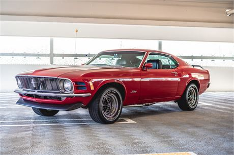 View this 347 Stroker-Powered 1970 Ford Mustang Fastback