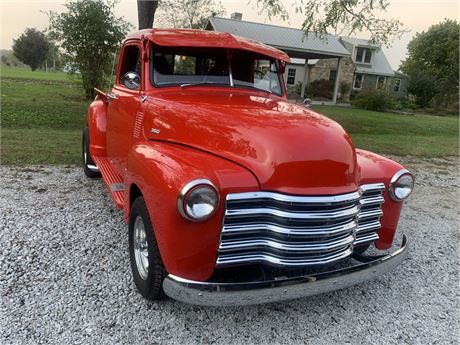 View this 1952 Chevrolet 3100