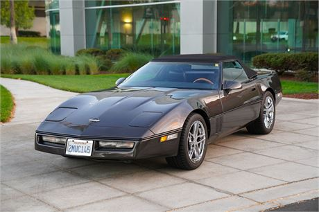 View this 1988 Chevrolet Corvette Convertible